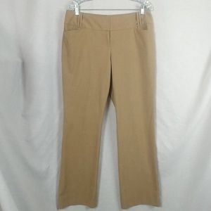The Limited size 12 Regular Cassidy Fit Caramel